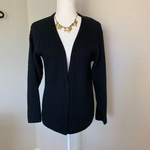 Pendleton Wool cardigan sweater women's Sz S